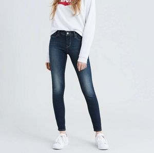 NWOT Levi's Premium 710 Super Skinny jeans size 27